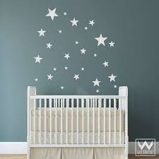 baby nursery decor stars baby boy nursery wall decals best remarkable wall blue classic wooden