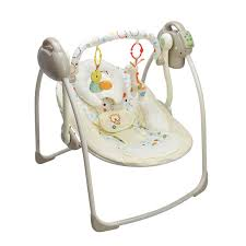 Free shipping electric baby swing chair musical baby bouncer swing ...