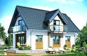 Attic Home Design Attic Design House Attractive Best Modern Bungalow ...