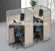 office desk dividers. Office System Furniture Partition 2 Seat Desk Dividers O