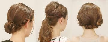 伸ばしかけヘアもかわいくオシャレに誰でも簡単に出来るミディアムヘア