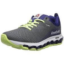 reebok jetfuse. reebok canada women\u0027s jetfuse foggy grey/violet/white/lemon zest trainers