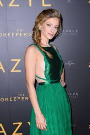 Efrat Dor - The Zookeeper's Wife Special Screening in Poland 3/7/ 2017 •  CelebMafia