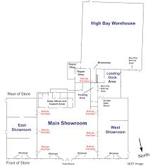 charleston floor plan of store hr