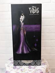 Disney Designer Villains Evil Queen Disney Designer Doll Collection In The Evil Queen Disney Villains Disney Designer Dolls Disney Dolls Disney Store Dolls The Evil Queen