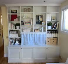IKEA Hack 2: Besta Built-In Family Room TV Bookshelf