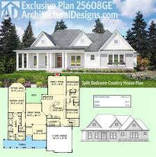 modern farmhouse floor plans. Interesting Modern Modern Farmhouse Floor Plans Plan Intended 4