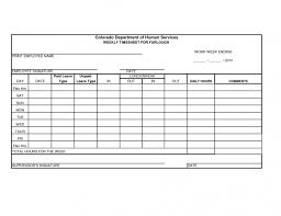 Employee Weekly Time Sheets Printable Time Sheets Weekly Construction Template And Free