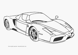 Coloring Sheets 5th Grade Enzo Ferrari Coloring Page 12133 The Art