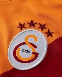 Galatasaray Home Kurzarm-Fußballoberteil für Herren. Nike BE