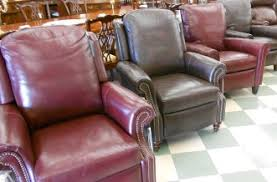 New Leather Recliners From Bradington Young at Deep Discounted