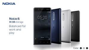 nokia 5 smartphone. nokia 5 smartphone