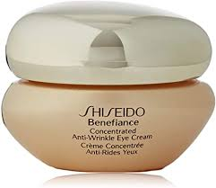 Shiseido Benefiance Concentrated Anti-Wrinkle <b>eye</b> Cream, 1 Count ...