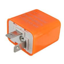 led turn signal flasher 2 pin motorcycle speed adjustable led turn signal indicator flasher relay 12v