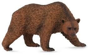 <b>Фигурка Collecta</b> Бурый медведь 88560 — купить по выгодной ...