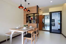 Kitchen Partition Wall Designs Fixed Partition Wooden Residential Acoustic Walls Celenit Idolza