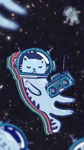 space cat iphone wallpaper. Plain Space Art Creative Cat Space Funny HD IPhone Wallpaper  Cool Wallpapers  In 2018 Pinterest Iphone Wallpaper And Iphu2026 And A