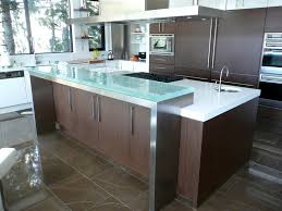 capricious breakfast bar countertop the glass counter by c g d thi i another example of a steel