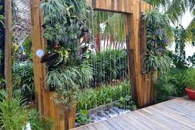 diy water wall fountain features ideas outdoor build