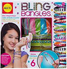 Amazon.com: ALEX Toys DIY Wear Bling Bangles Jewelry: Toys & Games