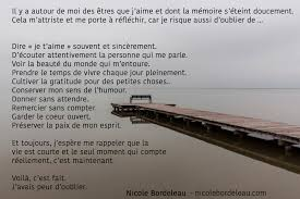 Citations De Nicole Nicole Bordeleau