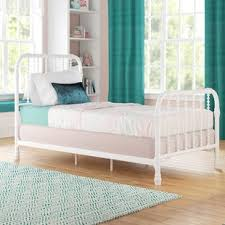 Girls Twin Kids Beds You'll Love | Wayfair