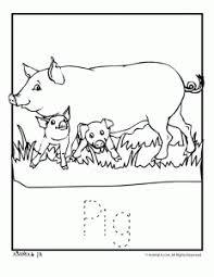 Search through 623,989 free printable colorings at getcolorings. Zoo Animal Coloring Pages With Letter Writing Practice