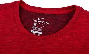 Nike Dri Fit Jersey Size Chart Nike Athletic Cut T Shirt Size Chart Rldm