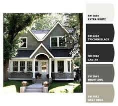 exterior house paint sherwin williams. best sherwin williams exterior paint 4 on with regard to 25 caviar ideas pinterest house r