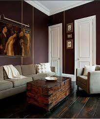 Splashes of yellow and natural greenery will add some joy and natural feel:  purple