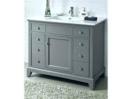 45 inch bathroom vanity por vanities single sink with regard to 16 t