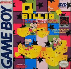Q The Game Q Billion Game Boy Works