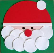 Diy Christmas Cards Diy Christmas Card Kit Santa Card Kit Diy Christmas And Etsy