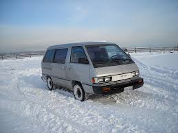 crazyvanman 1986 Toyota Van Specs, Photos, Modification Info at ...