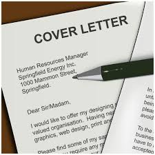 Cover Letter For Computer Science Creating A Cover Letter For Your Job Search Ut Dallas Department