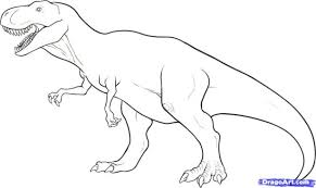 Small Picture Adult t rex coloring pages T Rex Coloring Pages For Kids