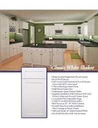 White 72 Creative Stupendous Photographs Shaker Style Kitchen