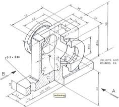 402x364 mechanical engineering drawings the story of an engineer how to