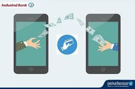 indusind bank credit card payment