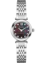 <b>Часы Bulova 96S169</b> - купить женские наручные <b>часы</b> в Bestwatch ...