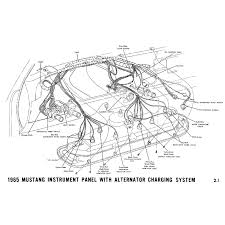 mustang alternator wiring diagram image 1967 mustang wiring diagram wiring diagram schematics on 1968 mustang alternator wiring diagram