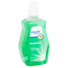 Equate Mint Fresh Mouthwash 50 7 Fl Oz