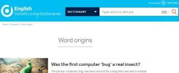 Word Origins Website 6 Websites To Know Origin Of Words