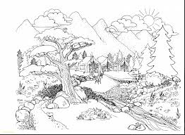 nature coloring pages refrence coloring book and pages 40 amazing nature coloring pages free