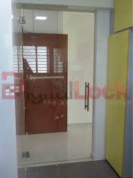 glass swing door for kitchen blog my digital lock