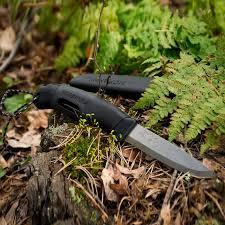 <b>Нож Morakniv Companion Spark</b> Black, нержавеющая сталь ...