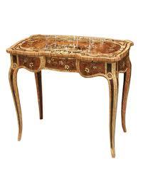 Baroque desk/vanity replica
