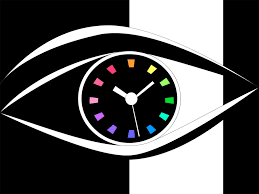Eye PC Clock Screensaver: feel the ...