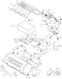 dewalt d55155 air compressor parts d55155 air compressor parts schematic