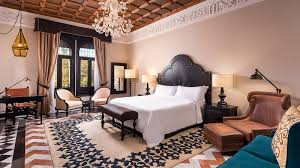 Seville Bedroom Furniture Luxury Rooms And Suites In Seville Hotel Alfonso Xiii Seville